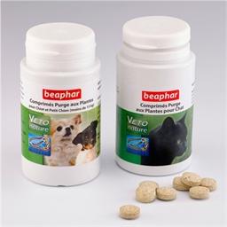50 comprimés purge chien ou chat