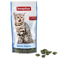 Friandises pour chats dents saines