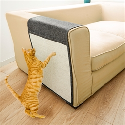 Protège canapé griffes chat