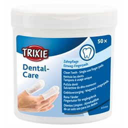 Lingettes doigts spécial dents