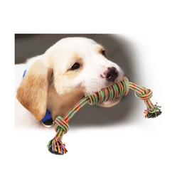 Jouet pour chien corde Homer, Boule ou Nœud d'élingue