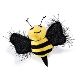 Jouet abeille pour chat