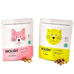 Friandises pour chat action rénale ou pelage